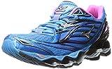 Mizuno Women's Wave Prophecy 6 Running Shoes, Purple-Pink, 8.5 B US