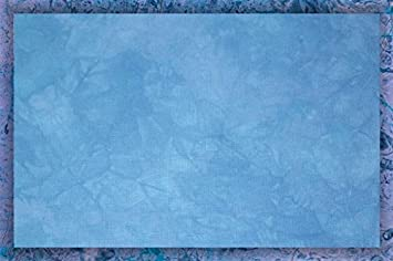 Hand-dyed 18 Count Aida Cloth (DMC/Charles Craft) - 29x35 - Changing Skies Garibaldi' s Needle Works