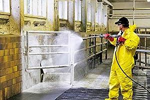 BiOHY Limpiador industrial (1 botella de 1 litro) | baja espuma antisuciedad elimina grasas y aceites en todas las superficies resistentes al agua (Industriereiniger): Amazon.es: Salud y cuidado personal