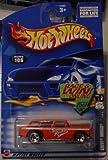 Hot Wheels Chevy Nomad 4/4 Redline 202 #106