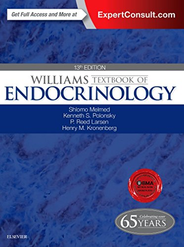 Williams Textbook Of Endocrinology, 13e