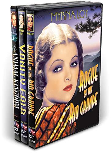 Myrna Loy Collection (Rogue of the Rio Grande / Vanity Fair / The Animal Kingdom) - Vanity Dvd Fair