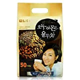 [Deals] Damuto walnuts, almonds, pine only, pearl barley tea 900g (18gX50 follicles) * 7 bags +1 bag free Korean gastronomy Korea Food drink Korea tea Damuto powder tea health tea tea