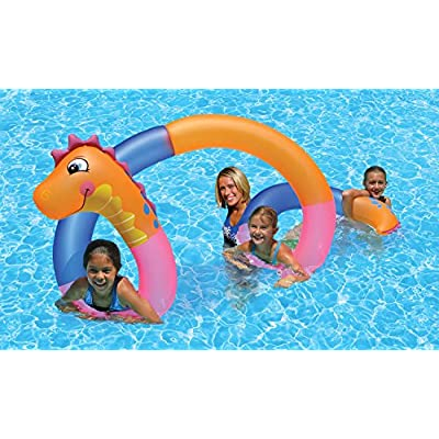 Poolmaster Seahorse Twister: Toys & Games