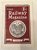 img - for The Railway Magazine October 1938 Volume 83 No. 496 book / textbook / text book