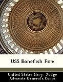 USS Bonefish Fire