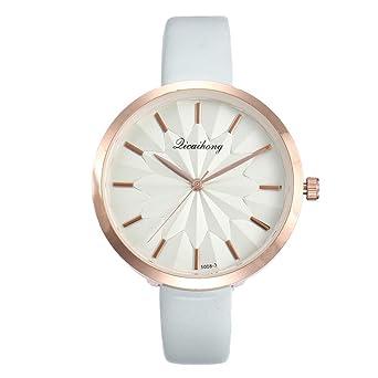 Reloj - POTOU - para - POTOU_159784 Damen Smartwatch mit Leder ...