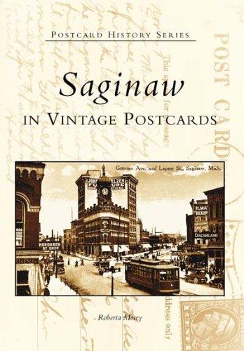 Saginaw  In Vintage Postcards    (MI)   (Postcard  History  Series) ()