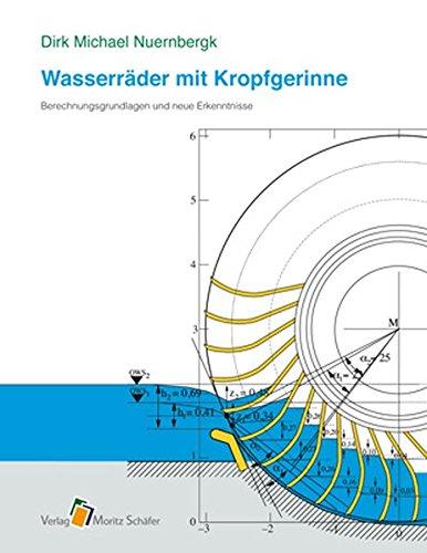 Wasserräder mit Kropfgerinne: Berechnungsgrundlagen und neue Erkenntnisse