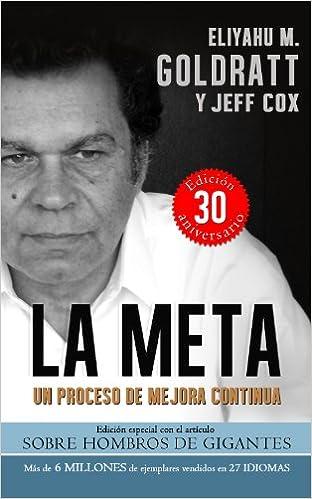 La Meta Goldratt Libro Epub Download