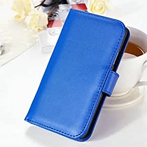 50 pcs/lot PU leather case for Samsung Galaxy S3 I9300 Wallet Style With Stand Photo Frame Card Holders 8 Colors Wholsesale --- Color:Green