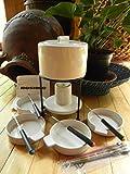 Roshco Deluxe Desert Nesting Fondue Set