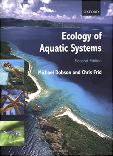Book Ecology of Aquatic Systems by Mike Dobson (2009-01-30)
