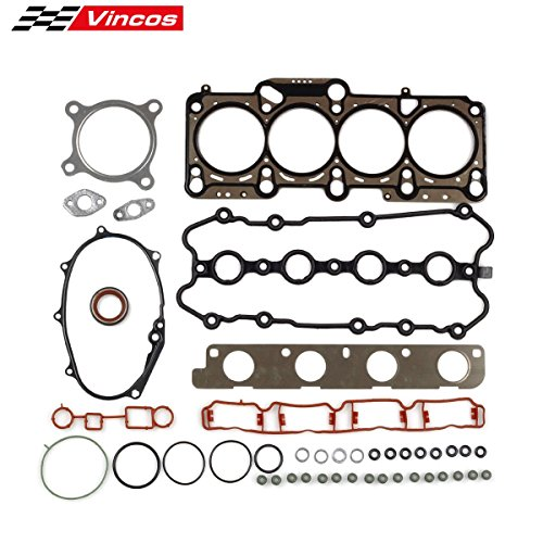 Cylinder Head Gasket Set CPW2791 Replacement For Audi A4 Compatible with Volkswagen Passat Jetta 2005-2008 2.0L - Audi Head