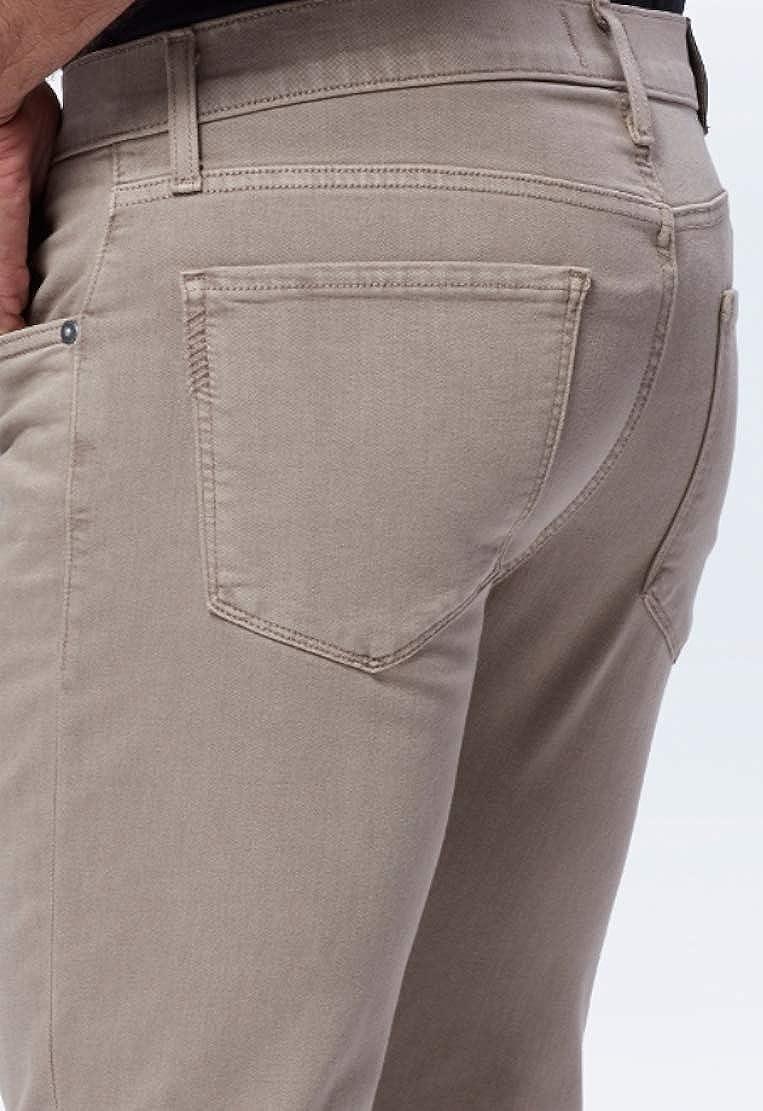 Amazon.com: Paige Jean Lennox Vintage Sand Dune Slim Jeans ...