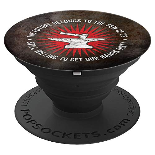 Hammer and Anvil Smith For Women Men #199 - PopSockets Grip and Stand for Phones and Tablets