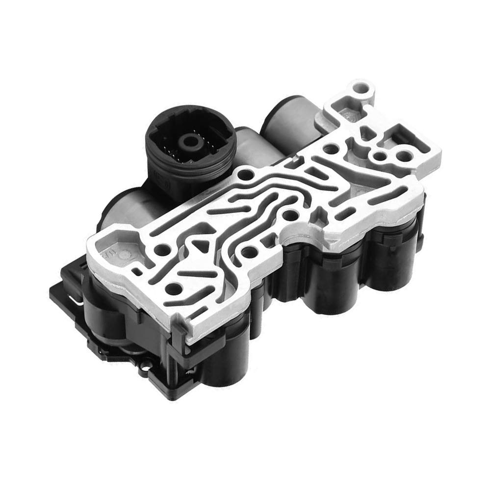 Transmissions & Parts 99875 Hard Parts Directsaler Car Transmission Solenoid Pack Fit for Ford 5R55W Explorer OEM 2002-On