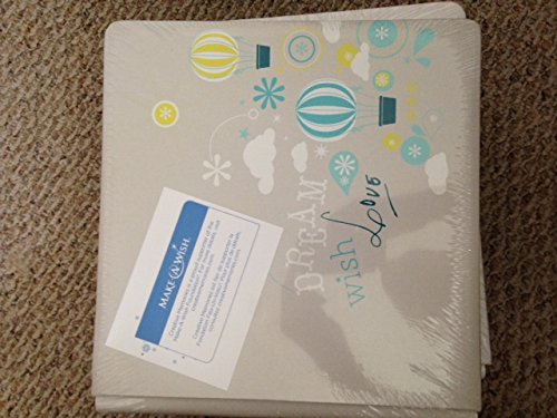 Creative Memories 12x12 12 X 12 True Make a Wish Dream Coverset Album