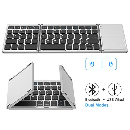 touch pad keyboard - 8