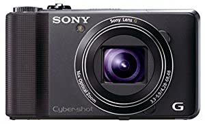 Sony Cyber-shot DSC-HX9V 16.2 MP Exmor R CMOS Digital Still Camera with 16x Optical Zoom G Lens, 3D Sweep Panorama and Full HD 1080/60p Video by Sony