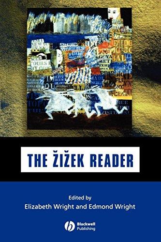 The Žižek Reader (Blackwell Readers)