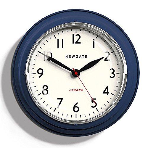 Newgate Cookhouse Kettle Wall Clock Inkwell