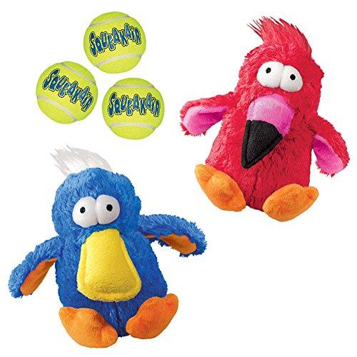 Kong Squeak Toys Variety Medium