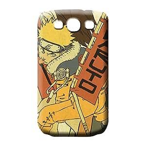 samsung galaxy s3 Slim New Protective Cases cell phone covers naruto shippuden gaara naruto uzumaki