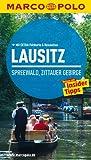 MARCO POLO Reiseführer Lausitz, Spreewald, Zittauer Gebirge: Reisen mit Insider Tipps. Mit Extra Faltkarte & Reiseatlas.