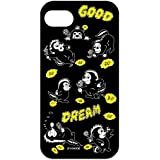 """iPhone 6/6s/7/8 case by SNOID """"GOOD DREAM"""" (BLACK)"""