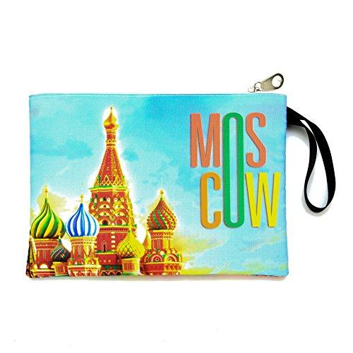 Moscow bag pouch 467 (Manezhnaya Square)