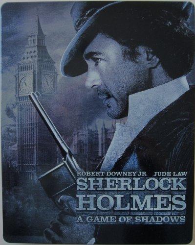 Sherlock Holmes: A Game of Shadows [USA] [Blu-ray]: Amazon.es: Cine y Series TV