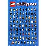 Pyramid Lego Mini Characters Wall Poster