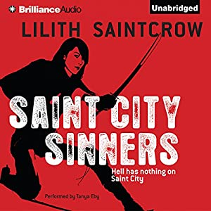 Saint City Sinners Audiobook