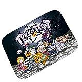 Pgojuni Cartoon Children Dress Up Halloween Ghosts Carpet Mats 1PC 40x60CM (G)
