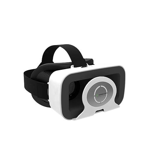 QIDUll Realidad Virtual Headset, Gafas VR, Gafas de Juego de ...