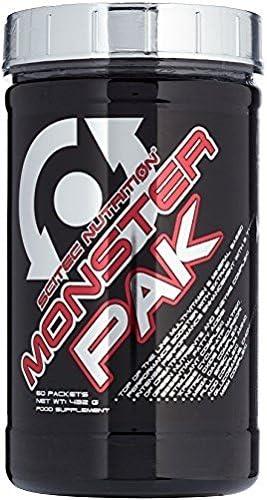 Scitec Nutrition Monster Pak complejo de vitaminas y minerales 60 ...