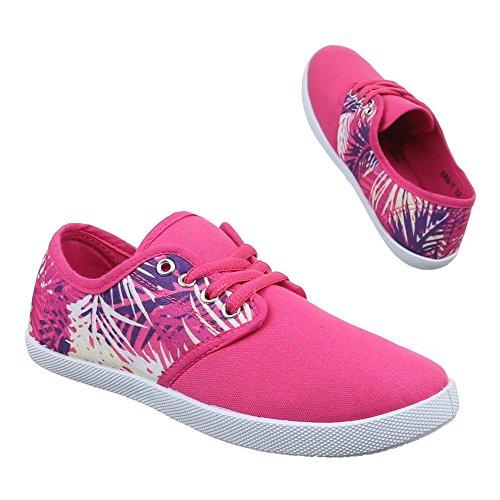 Ital-Design - Zapatos de Tiempo Libre Mujer, Color Negro, Talla 38 EU
