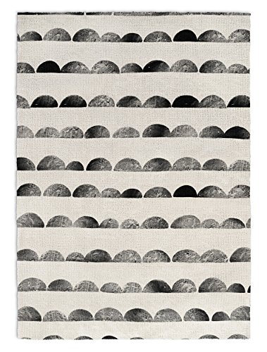 KAVKA Designs Bear Area Rug, (Black/White) - , Size: 3x5x.5 - (JLJAVC042RUG35) by KAVKA Designs