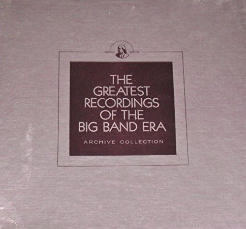 Price comparison product image The Greatest Recordings of the Big Band Era