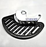 Topar Racing KFD-100-308-P YAMAHA FRONT BRAKE DISC GUARD KIT (UMHW FIN) 2007-2018 YZ125, 250, 250F, 450F (SEE DESCRIPTION FOR COMPLETE LISTING)