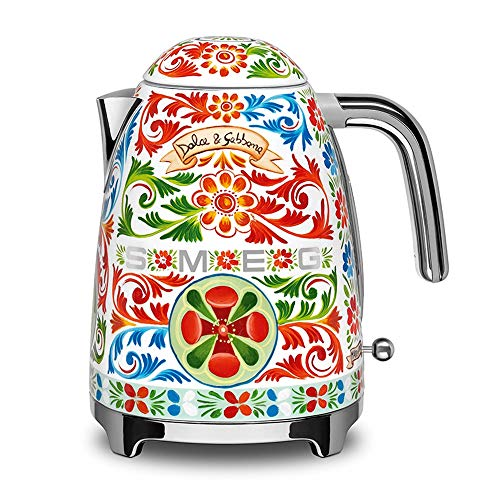 "Dolce and Gabbana x Smeg Electric Kettle,""Sicily Is My Love,"" Collection"