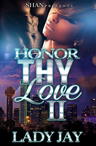 Honor Thy Love Lady Jay ebook product image