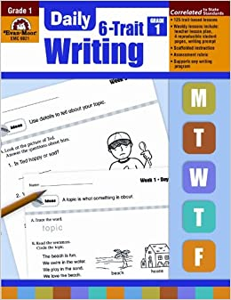 6 1 trait writing assessment practice