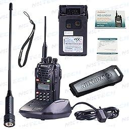 Dual Band 2M/220 Amateur Ham Radio Handheld Transceiver 144Mhz/222Mhz