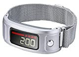 Compatible Garmin Vivofit Band,Adjustable Stainless Steel Magnetic Watch Bands with Unique Magnet Lock Compatible Garmin Vivofit and Garmin Vivofit 2 Women Men,NOT for Garmin Vivofit 3/4/JR/HR