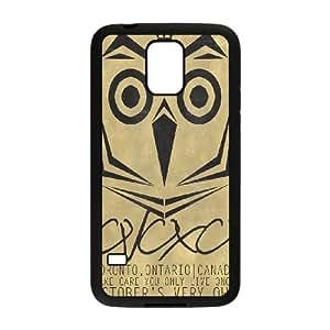 Samsung Galaxy S5 Cell Phone Case Black Drake Ovo Owl vbze