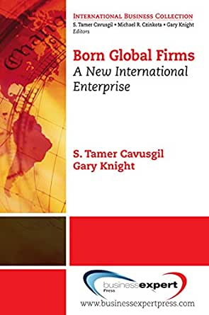 Amazon.com: Born Global Firms: A New International