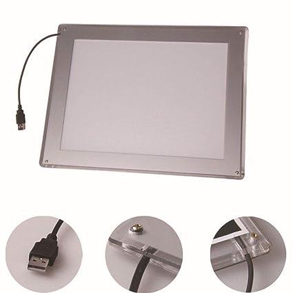 Amazon.com: HYWSJ - Caja de luz para fotocopiar con luz LED ...
