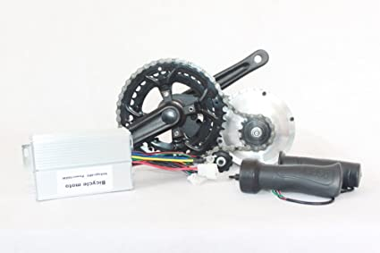 Amazon com : 36V350W or 48V 400W New Brushless (Gear) Mid